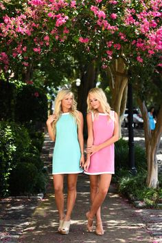 Say hello to your new favorite dress! #laurenjames #theharperdress #ljspring16