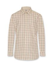 Enjoy distinctive looks and superb comfort in a Barbour tattersall check shirt.
