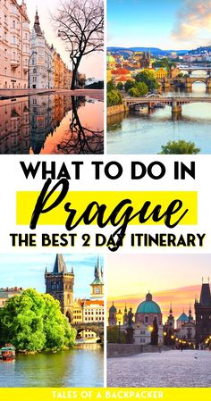 Prague Travel Guide, Europe Travel Guide, Europe Destinations, Prague City, Visit Prague, Beautiful Places To Travel, Central Europe, City Break, Travel Goals