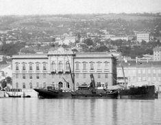 Hajóregiszter - Hajóadatlap: FIUME hajó