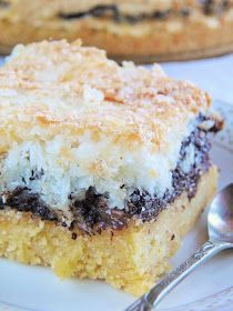 Polish Desserts, Cooking Recipes, Healthy Recipes, Healthy Foods, Food Cakes, Food To Make, Ale, Cake Recipes, Sweets
