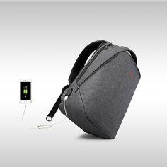 Buy Tigernu brand men backpack anti theft USB charge laptop backpack male women school backpack schoolbag back pack bag Sierra Leone, Usb, Ghana, Surface Book, Anti Theft Backpack, Men's Backpack, Laptop Bag, 17 Laptop, Laptop Accessories