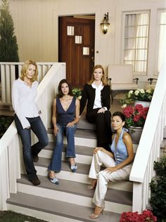 Desperate Housewives S1 Cast Promotional Photo