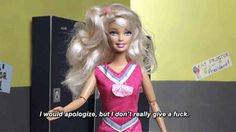21 Things Only Brutally Honest Women Will Understand Popular Girl, Most Popular, Stupid Memes, Funny Memes, Funny Quotes, Funny Comebacks, Dankest Memes, Bad Barbie, Barbie Funny