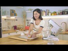 ΜΠΙΣΚΟΤΑ ΒΡΩΜΗΣ από την chef Άννα Μαρία Μπαρού - YouTube Furniture, Youtube, Home Decor, Sweet, Food, Candy, Decoration Home, Room Decor, Essen