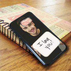Liam Payne One Direction Singer Boyband Samsung Galaxy S7 Case