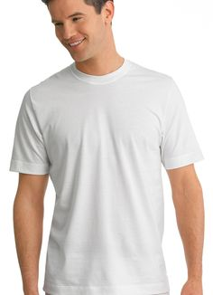 ed518553ff3 Jockey Staycool men s crew neck t-shirts contain Outlast technology that  regulates your body temperature by up to 3 degrees. Get a classic