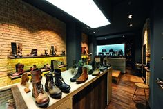 14 oz. Shoes store, Berlin