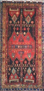Persian Rugs from Zanjan IRAN