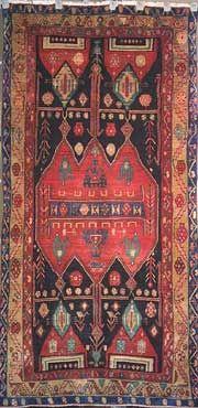 Persian Rugs from Zanjan IRAN