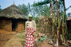 Congolese women's photos