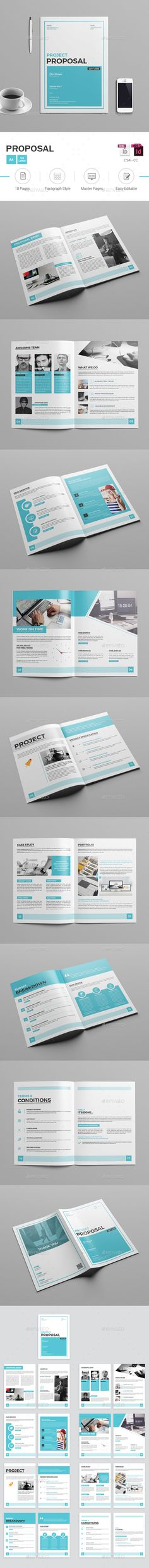 Proposal - free event proposal template download