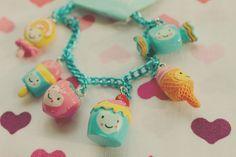 Smiggle Kawaii Charm Bracelet