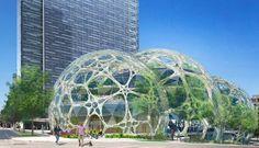 AMAZON: Nuevas Oficinas en Seattle para el Ciber-Gigante de las Compras