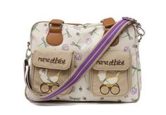 dragonfly clothing for babies | Thistle & Dragonfly Baby Changing Bag from Pink Lining at the Baby ...