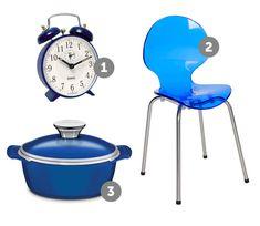 Tudo Azul na cozinha! #Pontofrio.com #blue