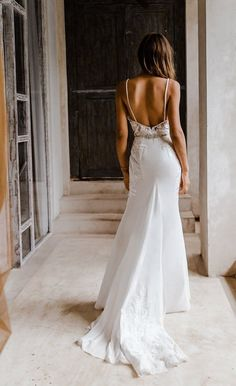 26 Ideas modern bridal portraits bridesmaid dresses for 2019 Wedding Bride, Wedding Gowns, Lace Wedding, Bridal Dresses, Bridesmaid Dresses, Backless Wedding, Bridal Portraits, Marie, Party Dress