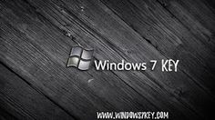 Windows 7 Product Key 2017: Windows 7 Product Key 2017