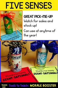 """R.A.K. - Random Acts of Kindness: Staff Morale Boosters - Have you read the book, Five Love Languages? """"Speaking"""" in a colleagues love language is a wonderful way to show support. Notes and little gifts like the ones in the pictures don't take a lot of time or effort and can really boost someone's day. - FREE printable"""