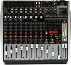 Professional Audio Mixer with USB interface Usb, Software, Dj Gear, Modern Tech, Professional Audio, Phantom Power, You Sound, Filter, Products