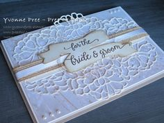 So Detailed thinlits, Falling for You, Wedding, OnStage 2016, 2017 Occasions Catalogue, Stampin' Up!, Yvonne Pree, Pree Designs
