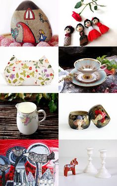 A little spring? by Silvia Paparella on Etsy--Pinned with TreasuryPin.com