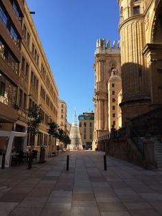 Jorge Cano Moreno y sus cosas: Málaga en Adviento (II)
