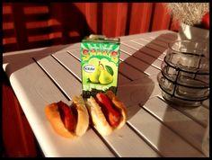 Äta utomhus
