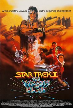 Return to the main poster page for Star Trek II: The Wrath of Khan (#2 of 2)