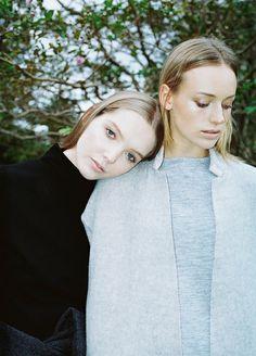 Oyster Fashion: 'L'école' Shot By Dakota Gordon | Fashion Magazine | News. Fashion. Beauty. Music. | oystermag.com