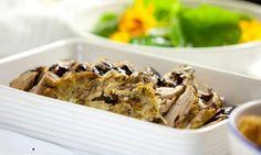 Whole Deboned Rabbit Roast #rabbitmeat #conigliosa #rabbitrecipes #healthyprotein #delicious #recipes #southafricanrecipes #rabbit #yummy #chefjasonwhitehead