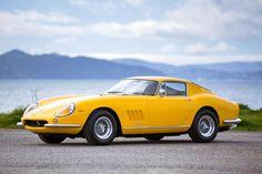 Mel Blanc's 1967 FERRARI 275 GTB/4 - Famous Classic Cars at the Amelia Island Concours d'Elegance | Vanity Fair