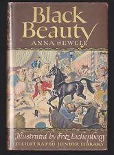 Black Beauty - Anna Sewell, Fritz Eichenberg, w/ Dust Jacket