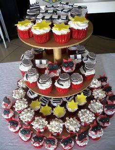 Hollywood Cupcakes by sandra vidrio, via Flickr