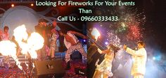 Book Computer Operated Fireworks Services For Events  Concert At Low Cost