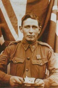 Arthur Hall VC
