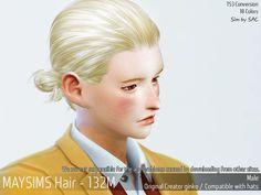 Hair (Ginko) at May Sims via Sims 4 Updates Sims Hair, Sims 4 Update, Short Hair Styles, Hairstyle, Color, Bob Styles, Hair Job, Hair Style, Short Hair Cuts
