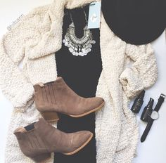 cozy yet chic