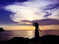 Watching this extraordinary sunset... Beautiful, isn't it? Photo by @marya_ivanovna ・・・ Use #instakalamata or tag @instakalamata to see your photos posted!! #kalamata #Καλαμάτα #instakalamata #messinia #greece #sunset #sea #summer #diakopes #relax #sunset_greece #Peloponnese #Greece #instagreece #travel_greece #visitgreece #visitkalamata #life_greece #team_greece #myGreece #summerinGreece #greeksummer #memories