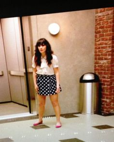 New Girl outfit love