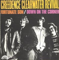Creedance Clearwater Revival - Fortunate Son