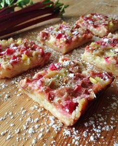 12 façons de savourer la rhubarbe - Vite une recette