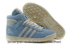 official photos 53f66 bc6a6 Blu Adidas PRO Conferen HI CHY Uomo Donna G15686 Casual Scarpe (Adidas  Nuove)