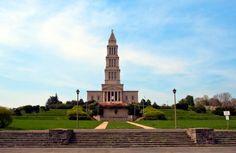 The George Washington National Masonic Memorial - Alexandria, Virginia