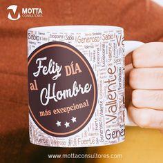 PALABRAS DÍA DEL HOMBRE DISEÑOS PARA SUBLIMAR TAZAS #mottaplantillas #sublimacion #hombres Mugs, Day, Ideas Para, Quotes, Corporate Photography, Tumblers, Mug, Cups