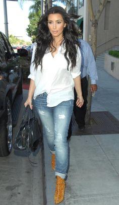 0ed68c605 Denim Leggings, Ripped Jeans, White Jeans, Black Leggings, Celebrity Style  Guide,
