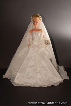 Barbie OOAK UNICA106 - Immagine principale