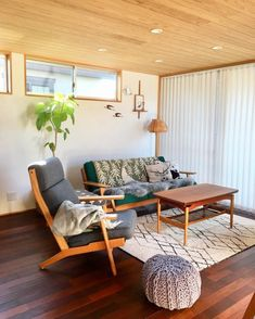 Cozy Living Rooms, Home Living Room, Minimalist Home Decor, Furniture Design, Interior Design, Modern, House, Instagram, Houses