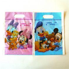 Bolsa Baby Mickey - Artículos de Fiesta