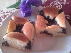 Tvarohový koláč-DIA (fotorecept) - Recept